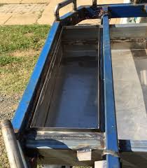 Custom Bt50 View Topic Custom Built Dual Cab Steel Tray Australian 4wd Action