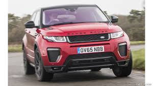pink range rover 2016 range rover evoque hse luxury dynamic red front hd