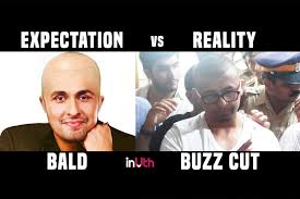 Shaved Head Meme - sorry sonu nigam that s not a shaved head that s a buzz cut