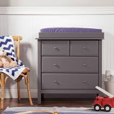 Da Vinci Emily Mini Crib by Davinci Changing Table Combo U2014 Thebangups Table Good Ideas