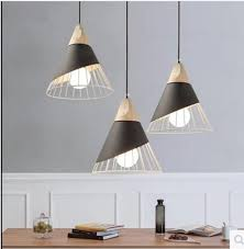 cl on light bulb shade chandelier nordic living room bar table l bedside bedroom
