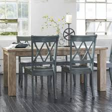 Dining Room Tables Set Signature Design By Ashley Mestler Table With 4 Antique Blue