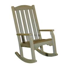 Wooden Rocking Chair Dimensions Sunjoy Greenfield Wood Outdoor Rocking Chair 110207014 The Home
