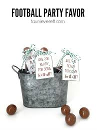 football favors fall football party favors tauni co