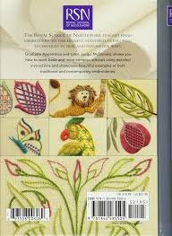 royal of needlework crewelwork essential stitch guides