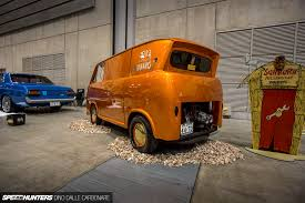 subaru 360 slammed tas 2013 bippu style and crazy vans speedhunters