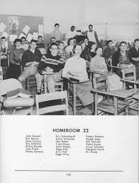 Homeroom Furniture Kansas City by Nhs 1955 Senior Homerooms