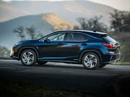 lexus suv 2016 2016 lexus rx 450h price photos reviews u0026 features