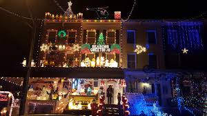 Christmas House Light Show by Miracles Still Happen On 34th Street The Baltimore Watchdog