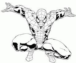 spiderman color sheets contegri com