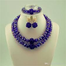 stone necklace sets images 2018 zeal vintage jewelry sets blue stone water drop earrings big jpg
