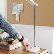 desk lamp white the led task lamp by varidesk