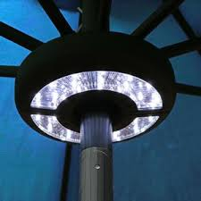 Umbrella Ceiling Light Lighting Patio Umbrella Accessories You U0027ll Love Wayfair