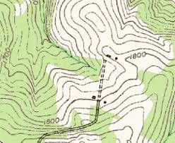 how to read topographic maps map direction navigation