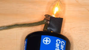 How To Make A Light Bulb How To Make A Light Bulb Work With A Battery Sciencing