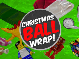mixers christmas ball wrap