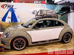 volkswagen beetle 1960 custom sema 2012 brings custom vw beetles european car magazine