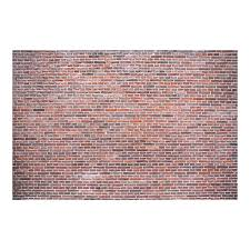 red brick wall your deco shop touch of modern