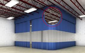 curtain custom industrial clear plastic curtains u0026 vinyl walls