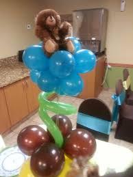 Teddy Bear Centerpieces by 8 Best Teddy Bear Balloon Decor Images On Pinterest Balloon