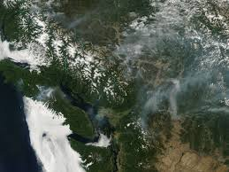 Wildfires In British Columbia Map by Fires In British Columbia Canada Natural Hazards