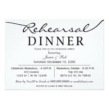 rehearsal brunch invitations rehearsal dinner invitations zazzle