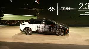 holographic car ces 2017 bmw reveals self driving car of the future with back