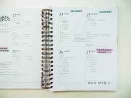 tips for writing papers tips for organizing your planner bloguettes tips for organizing your planner for 2016 bloguettes