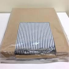ikea ektorp 3 seater navy blue stripe sofa cover home u0026 furniture