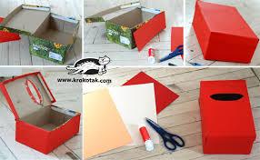 Valentine Shoe Box Decorating Ideas Krokotak Diy Christmas Postbox U2013 Santa