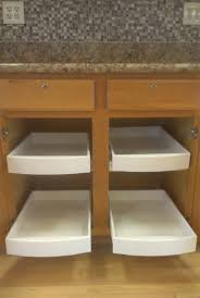 Kitchen Cabinet Slide Out Shelves Shelves Awesome Cabinet Roll Out Shelves Amazing On Modern Home