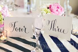 wedding table numbers number signs for wedding whimsical style reception signage