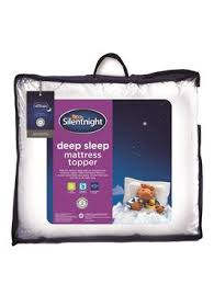 Silent Night Duvet Silentnight Deep Sleep Mattress Topper Littlewoodsireland Ie