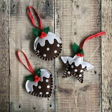 christmas pudding decorations home design inspirations