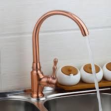 buy kitchen faucet buy antique copper swivel kitchen faucet modern kitchen mixer tap