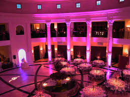 uplighting wedding magenta uplighting for the reception supposed to look great with