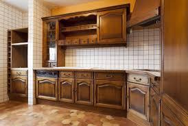peinture meuble bois cuisine meuble bois great cuisine et bois en ides inspirantes