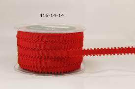 4 inch ribbon 1 4 inch grosgrain ribbon w picot edge may arts wholesale ribbon
