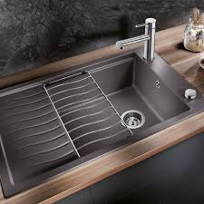 kitchen sinks ideas granite composite sinks when you want reliability and aesthetics