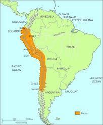 aztec mayan inca map wilson2011 mayas olmecs aztecs and incas