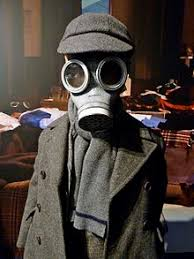 gas mask costume the empty child