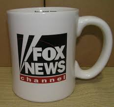 fox news channel coffee mug white large 15 oz foxnews com logo