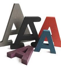 decorative letters shop wall art com