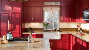 pictures of red kitchen cabinets painted kitchen cabinets a rainbow of possibilities furnishmyway blog