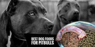4 best dog foods for pitbulls u2014 natural high protein low fat