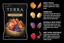 Exotic Colors by Amazon Com Terra Vegetable Chips Exotic Potato With Sea Salt