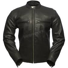 vented leather motorcycle jacket first manufacturing co turbine perforated leather jacket fim