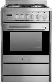 cer sink stove combo fs600 600mm stainless 70l gas electric freestanding oven