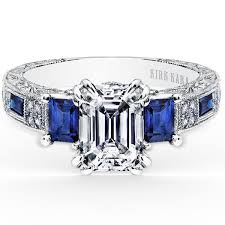 sapphire and engagement rings blue sapphire engagement rings ben garelick jewelers
