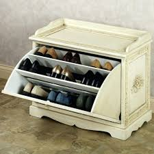 shoes rack hall bench with shoe storage ideas projetoparaguai